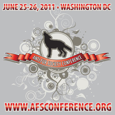 Antifur Society Conference Banner